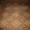 Mosaic Tile Clean and Repair